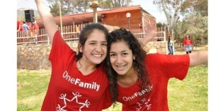 JLM Marathon: One Family / IsraelK Partnership.