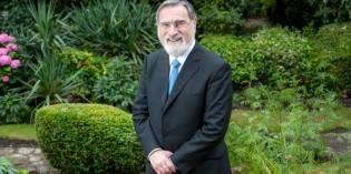 Rabbi Sacks in Modiin: In memory of Marc Weinberg Z'L