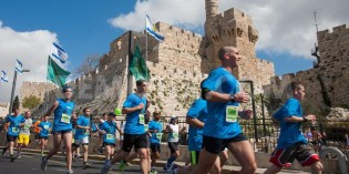 Traffic/ Public Transport Info for Fri: JLM Marathon
