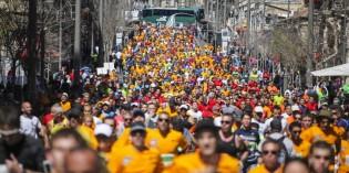 JLM Marathon: Run4Crossroads / Sponsor Louise Lallouz!