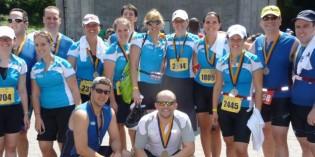 Team OneFamily – Jerusalem Marathon