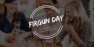 #FirgunDay – International Firgun (Complementing) Day TODAY!!