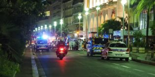 Nice Terror Attack: Davening Names of Injured / Missing