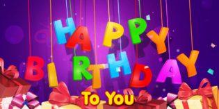 Happy Birthday Reb Ari!