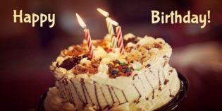 Happy Birthday Elissa!