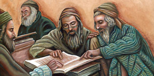 Community Bet Midrash starting tomorrow!