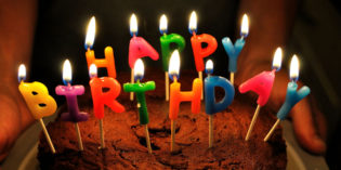 Happy Birthday – Hadassah Levy!!