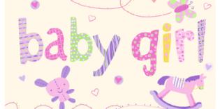 Baby Girl Mazal Tov!