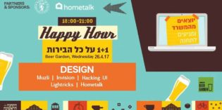 Happy Hour JLM – This Wednesday!