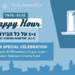 Yom Yerushalayim – Family Activities & Special Events tonight
