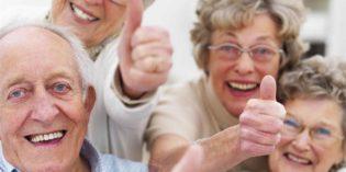 IsraelB for Retirees – Plenty on!