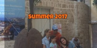 Jaffa ScaVenture summer 2017 event – Book Now!!