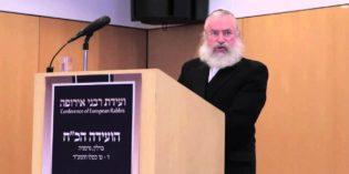 Reb Osher Weiss – Weekly Shiur