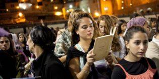 Female friendly – Chol Hamoed Shacharit minyanim