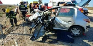 "Bet Shemesh accident – Levaya Details of Berachyahu Yitzchak Suslovich z""l / Tehilim for injured."
