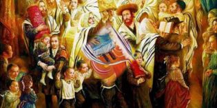 Simchat Torah details/ Hakafot Shniyot/ Second Day Yom Tov minyanim