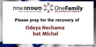 Special Request – Daven for terror victim