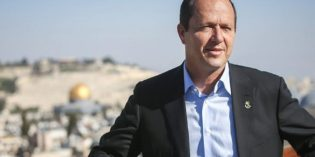 Nir Barkat, Jerusalem Mayor: Announcement recognizing city as capital is a 'gesture and expression of the courageous friendship' between Americans and Israelis