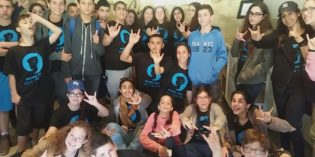 Helping Israeli Deaf: Hannukah Deaf Campaign # GivingTuesday