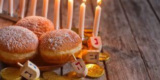 Hanukkah Party at the ELC