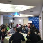 JCHAT,  YU Connects, SYAS Event at the OU Israel Center with Rabbi David Aaron