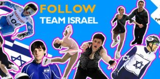 Olympic Games – Use the 'Follow Team Israel' FaceBook Page