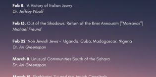 Pardes Series – Lost and Exotic Jewish Communities