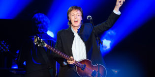 Paul McCartney is coming to Israel!