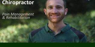 INTRODUCING: Dr. Tyron Waters – Qualified Chiropractor