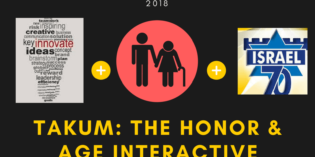 Takum – The Honor & Age Interactive Elderly Experience