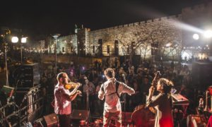 Cultural Events in Jerusalem this week