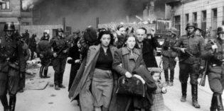 Yom Hashoah 2018- Events, Ceremonies, Memorials etc