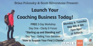 FREE 2-night Business Building Workshop for Coaches with Brian Polonsky and Scott Silverstone