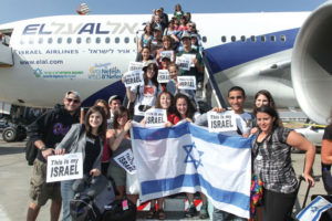 Watch today's 239 Olim arrive and celebrate at Ben Gurion