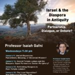 Israel and the Diaspora in Antiquity – Pardes