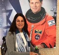 Rona Ramon, widow of astronaut Ilan, dies.