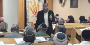 Rav Yossi Rimon: Shabbat saves our souls from social media
