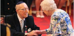 Levaya, Shiva Details & Remembering – Lieutenant Colonel Mordaunt Cohen, Anglo-Jewry's Second World War veteran, passes away