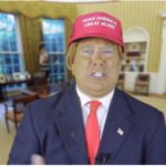 WATCH: Purim – Trump and US Embassy join in the fun!
